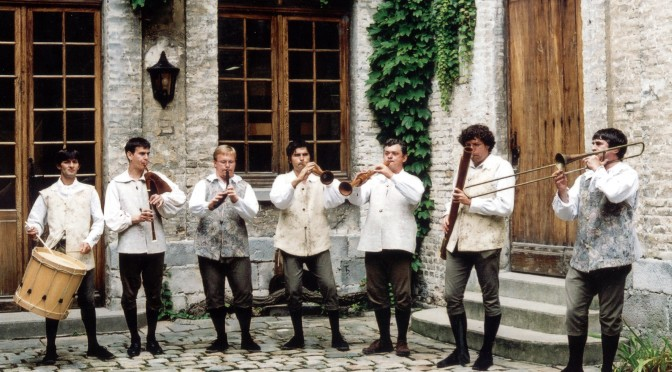 Congrès des hautbois – concert «Les hautbois d'Henri IV» à Pau 24 octobre 2015