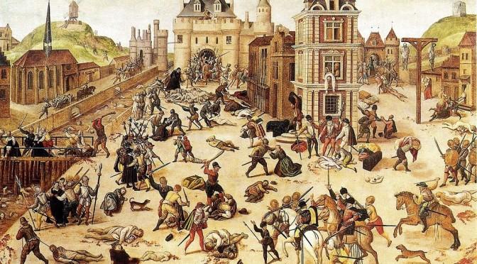 Appel à communication: La mémoire des guerres de religion