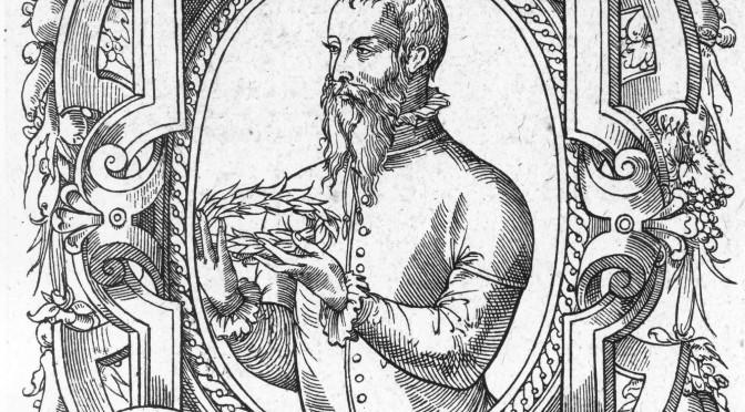 Lettre de Théodore de Bèze à Henri IV