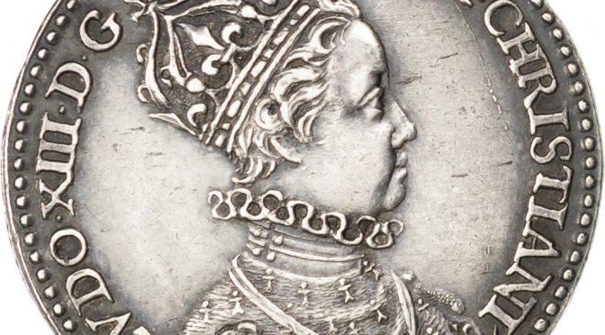 Pau, 10 décembre 2016 – La naissance d'un roi. L'image du jeune Louis XIII à travers monnaies, jetons et médailles
