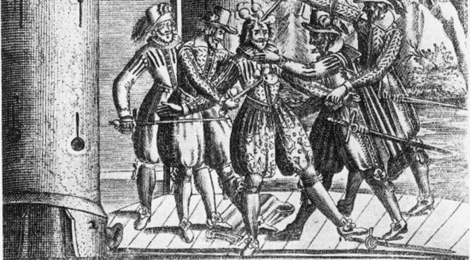 Pau, 21 janvier 2017 : Rendre compte d'un assassinat politique : la mort du Maréchal d'Ancre le 24 avril 1617