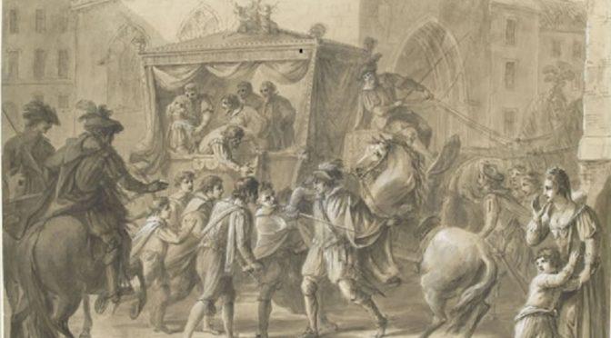 Parution : Régicides en France et en Europe XVIe-XIXe siècles