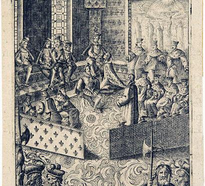 Appel à communication: Arbitraire et arbitrages : les zones grises du pouvoir (XIIe – XVIIIe siècle)